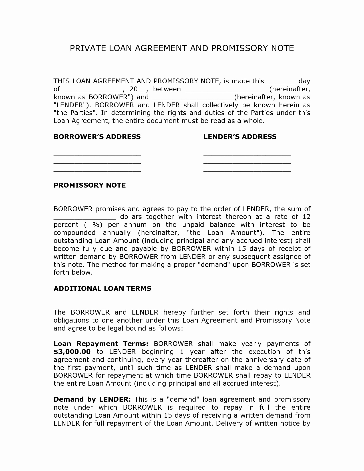 Bank Loan Proposal Template Elegant Bank Loan Proposal Template Luxury Corporate Loan Contract Sample