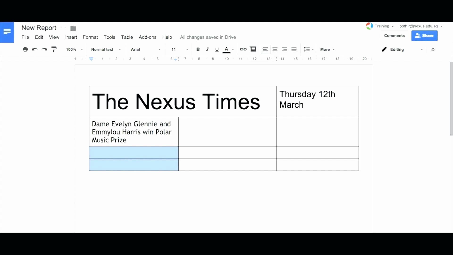 Google Docs Calendar Template 2017 Lovely Win Calendar Template